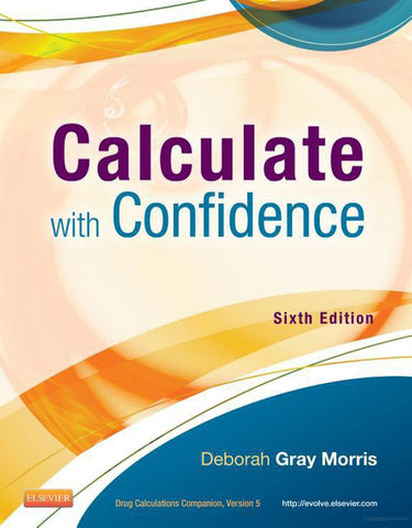 Products page 33 ebooks2college calculate with confidence 6th edition by deborah c gray morris ebook pdf fandeluxe Image collections