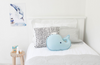 Blue whale cushion - Boo & Bear kids room decor