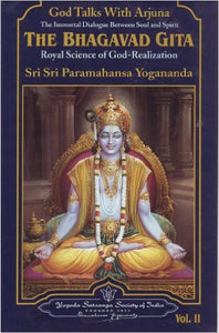 God Talks with Arjuna - The Bhagavad Gita - Set of 2 Volumes