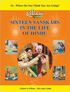 Sixteen Sanskars in the Life of Hindu