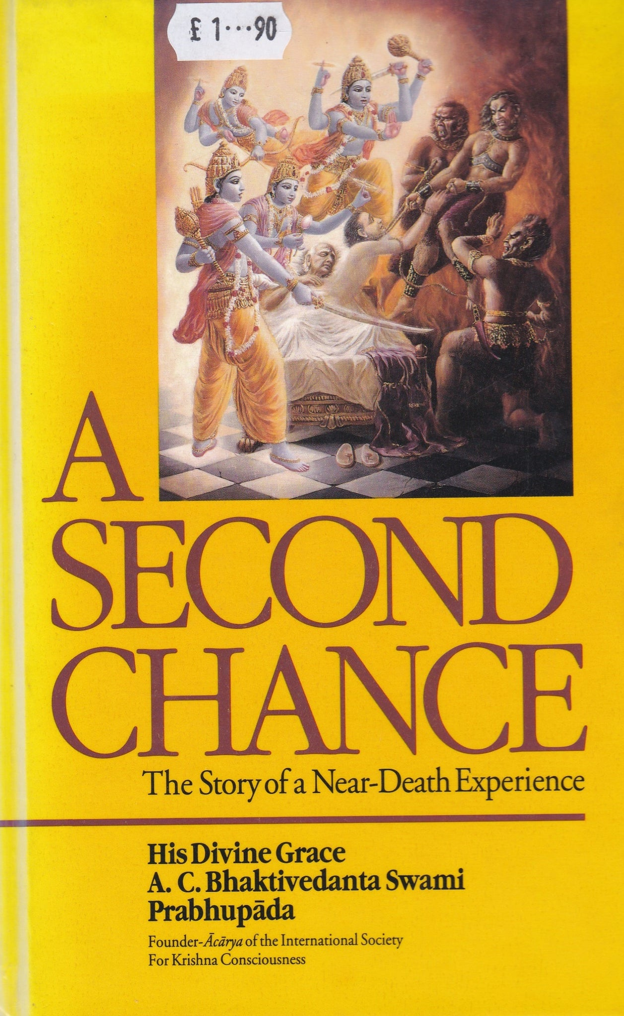 A SECOND CHANCE - The Story of Near-Death Experience