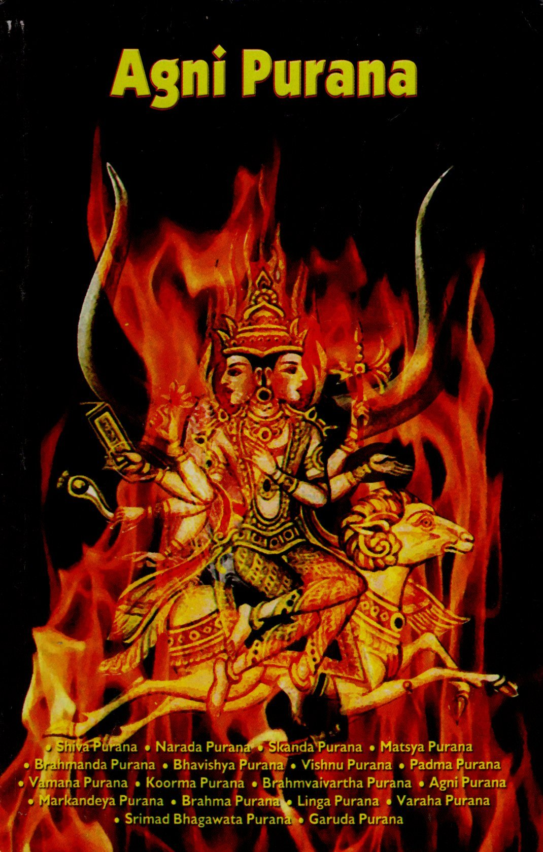 Agni Purana English