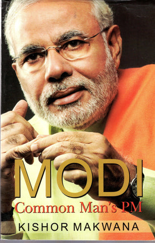 MODI Common Man's PM - Kishor Makwana