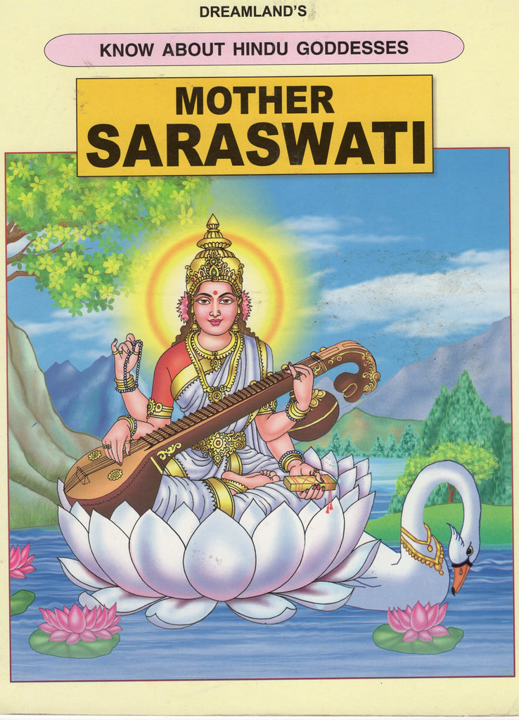 MOTHER SARASWATI