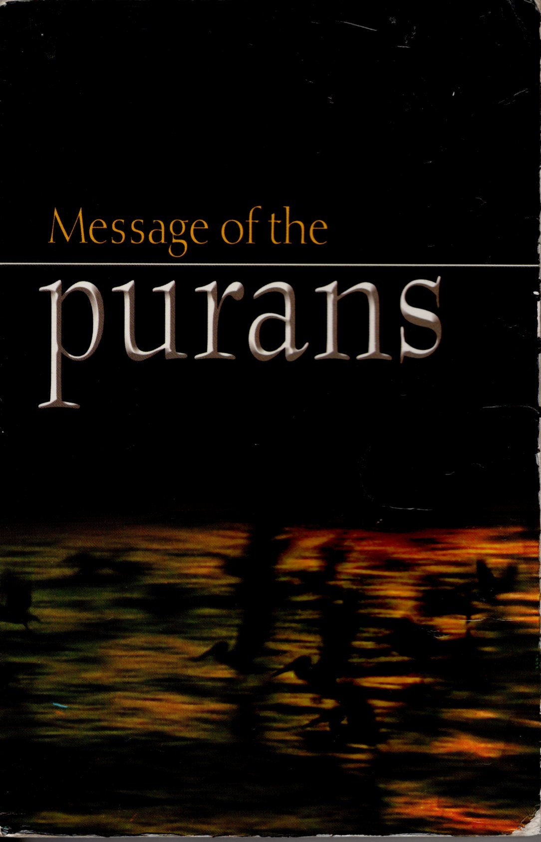 Message of the Purans