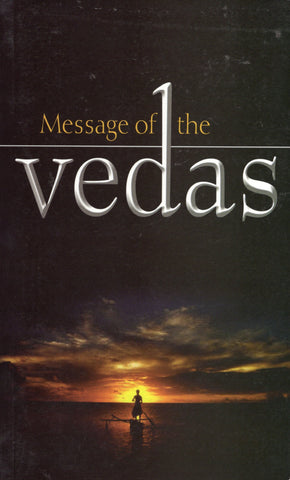 Message of the Vedas - English