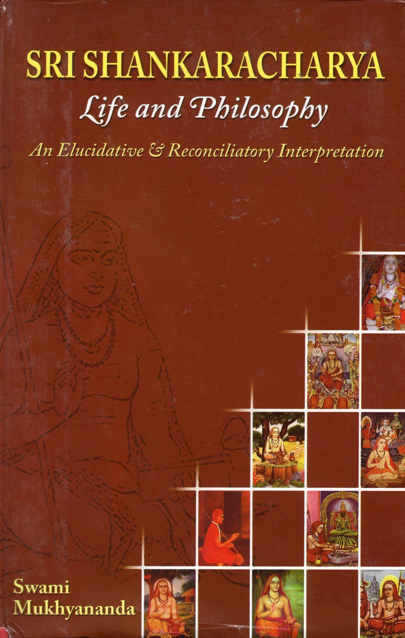 Sri Shankaracharya Life and Philosophy- (English)