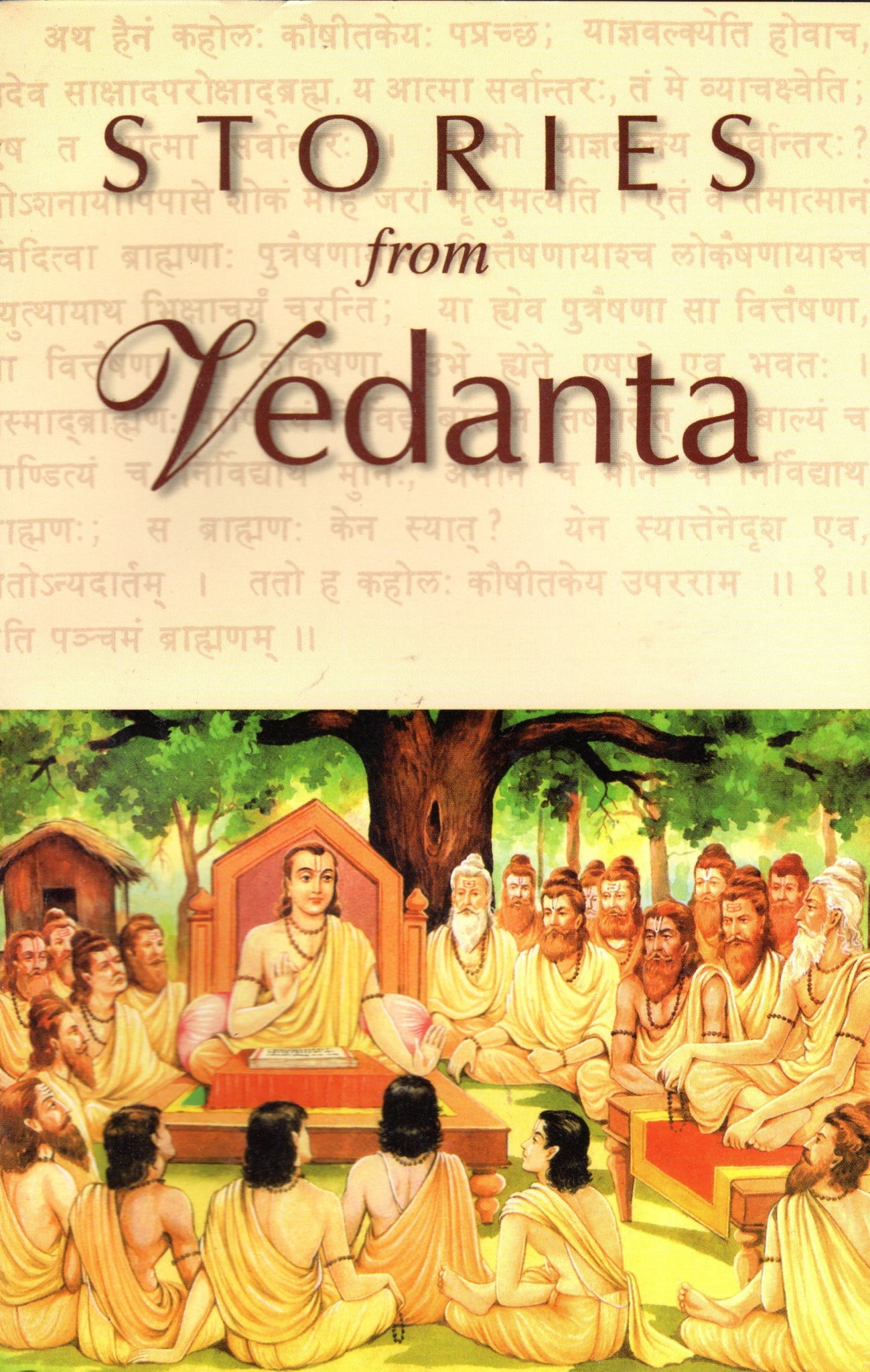 Stories from Vedanta