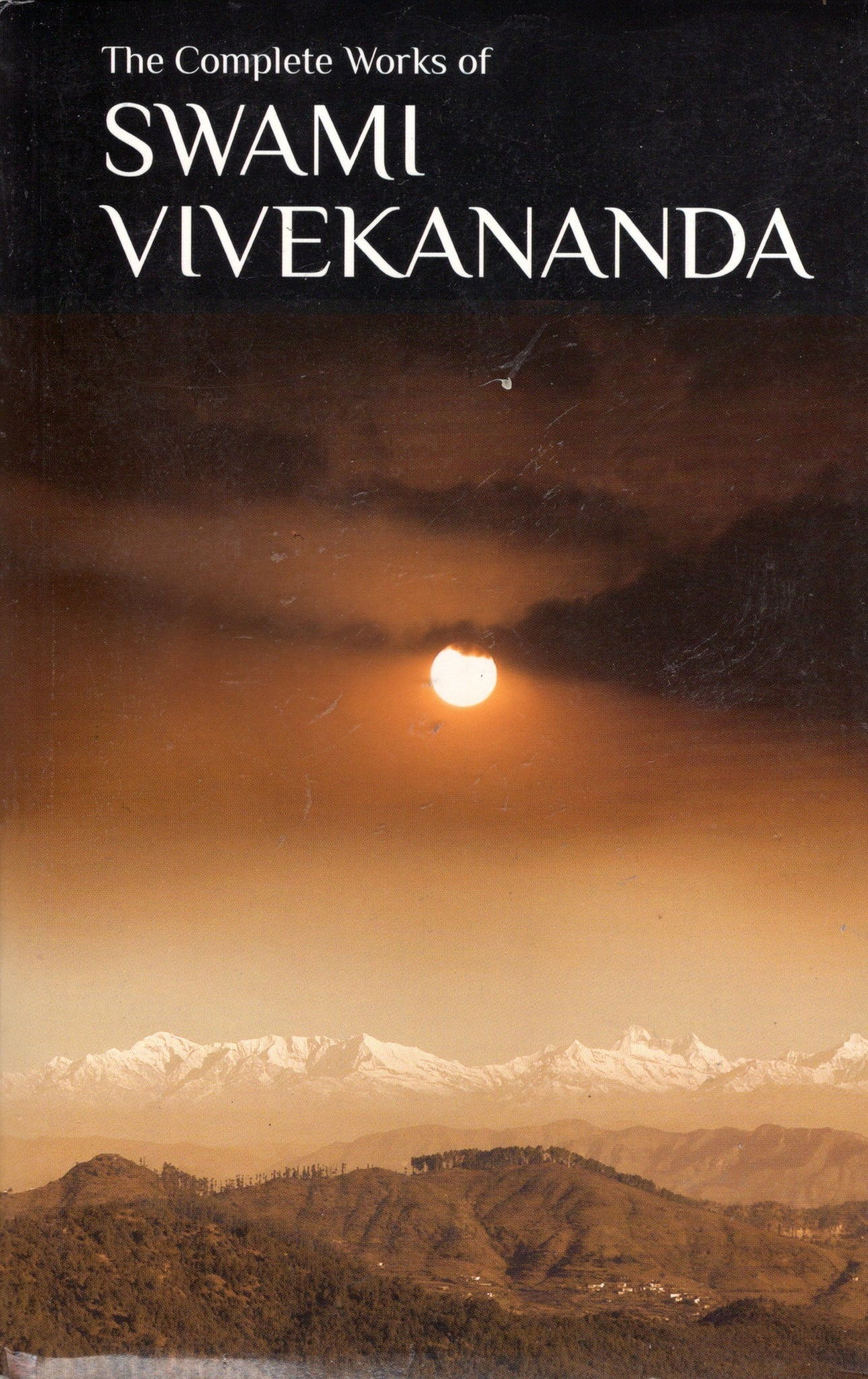 The Complete work of Swami Vivekananda - Set of Eight