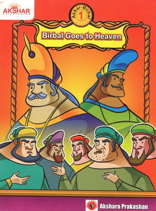 Birbal Goes to Heaven for Children Set of 10