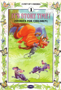 It's Story Time for Children Set of 5