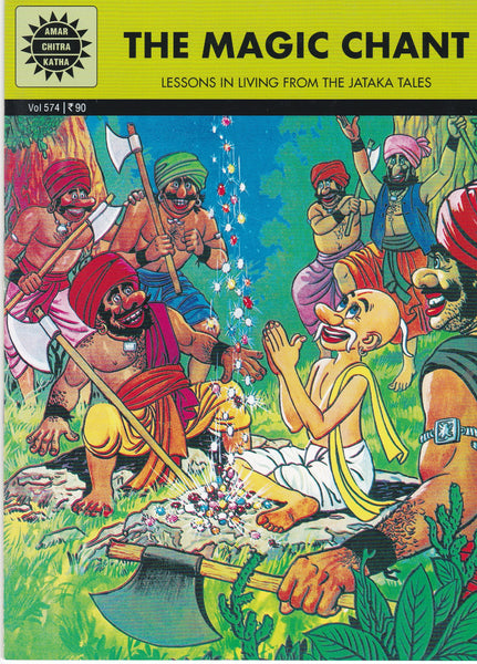 Amar Chitra Katha Series - 5 books - Set No. 6