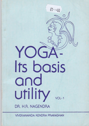 YOGA Its basis and Utility - Vol 1 - Used Book