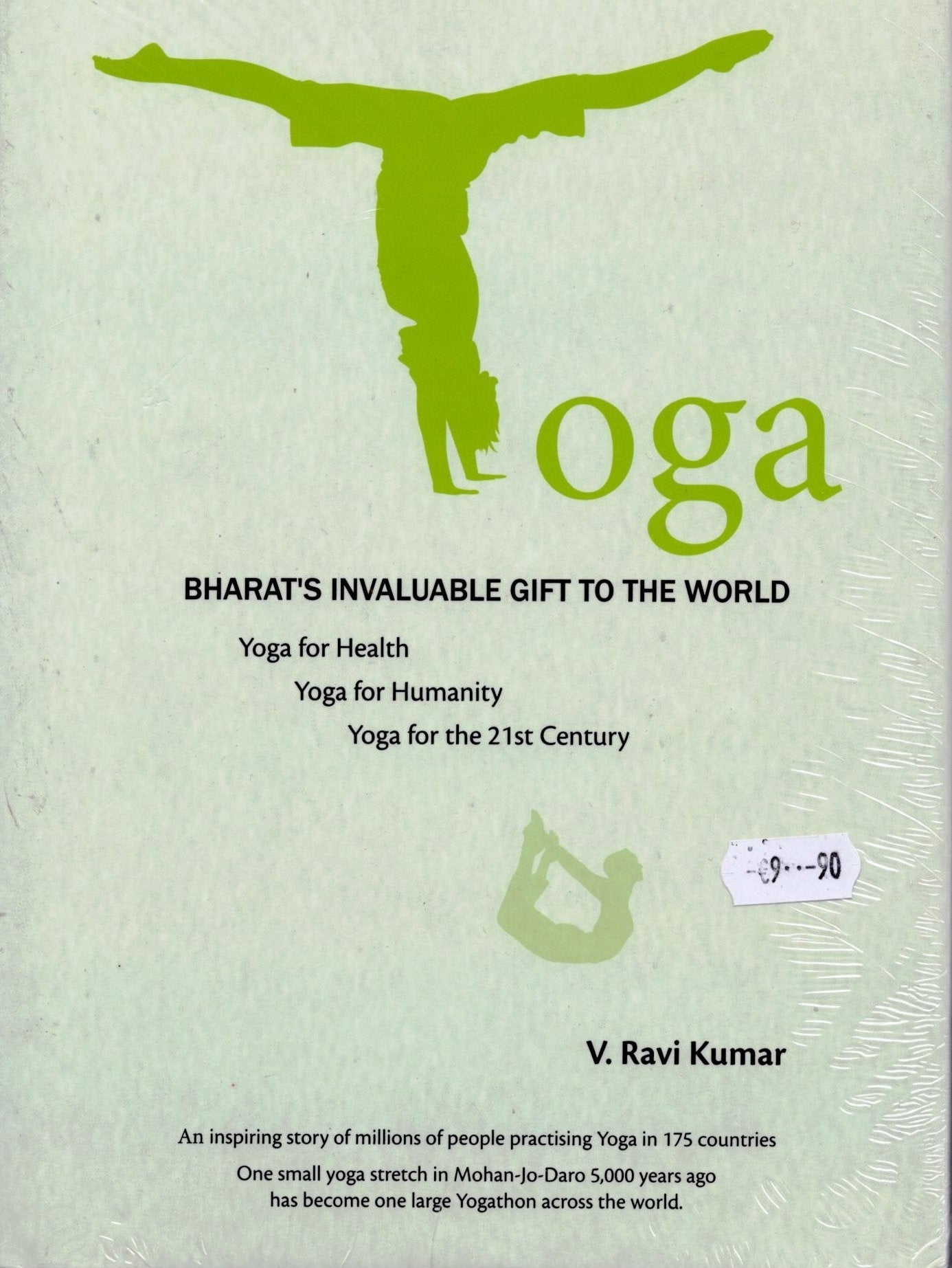 Yoga - Bharat's invaluable gift to the world