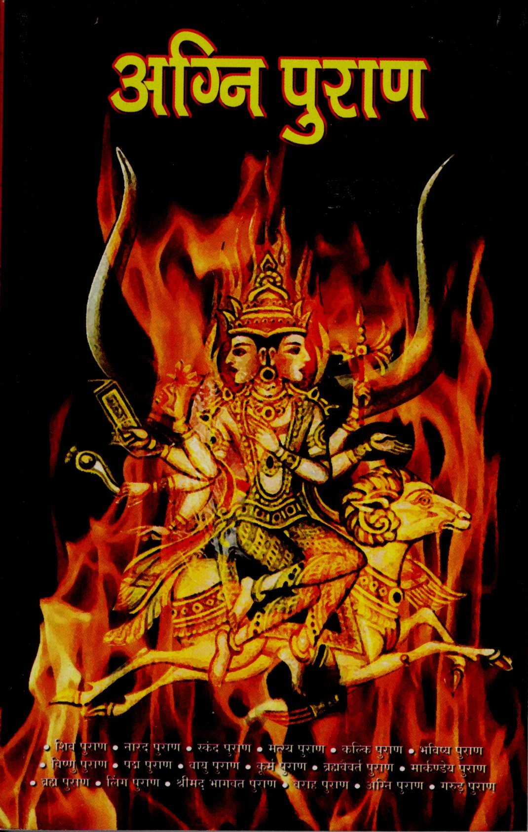 Agni Purana - Hindi