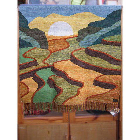 Rice Terraces - Narda's Handwoven Arts and Crafts