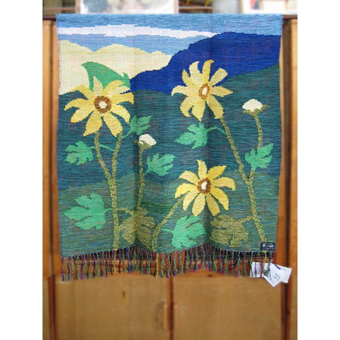 Sunflower - Narda's Handwoven Arts and Crafts
