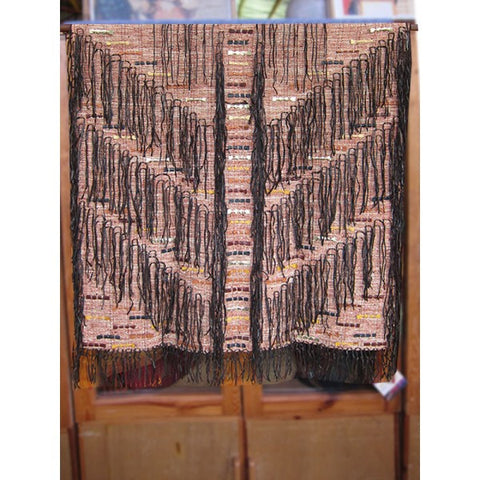 "Water Falls (36"" x $41"") - Narda's Handwoven Arts and Crafts"