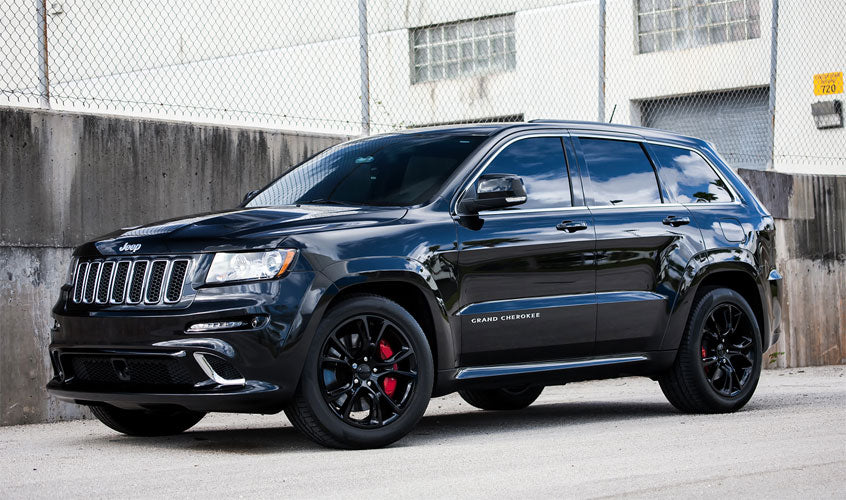 Product Release - Swaybar Upgrade for Jeep Grand Cherokee SRT