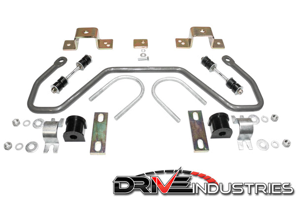 DBR63-18F Heavy duty sway bar 18mm