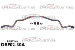 DBF02-30A - 30mm Front Sway Bar - Adjustable - Toyota Landcruiser Prado 150 Series