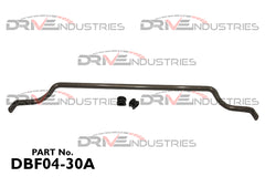 DB04K Vehicle Sway Bar Kit - Ford Falcon BA Sedan (2002 - 2005), Falcon BF Sedan (2005 - 2008)
