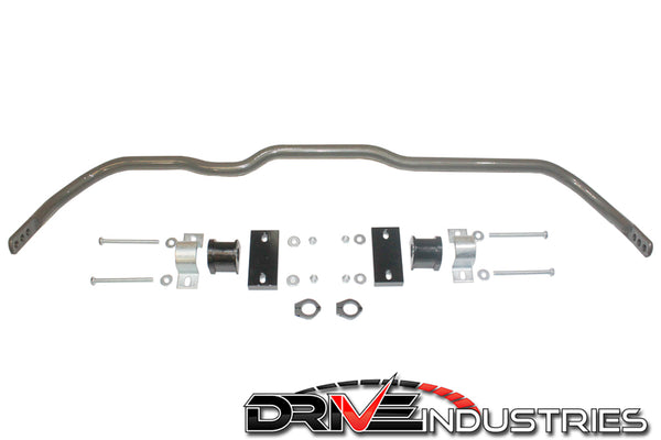 DBF61-24A HD sway bar - Adj -Altea 03-on,Toledo 04-09,Octavia 3/04-12,Superb 08-15,Yeti 5/09-on,VW Beetle  11-on,Bora 2/06-on,Caddy 4/04-5/15,EOS 06-on,Golf FWD inc GTI 8/03-1/13,Jetta 2/06-on,Scirocco 08-on,Tiguan FWD 5/08-4/16