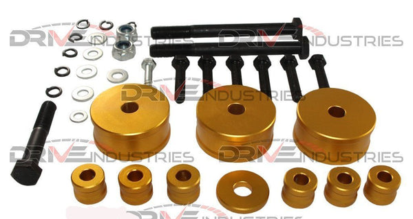 DH102 -  Front differential drop kit