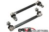 DL012-225-BB Adjustable Sway Bar Link 12mm Stud