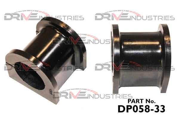 DP058-33 - 33mm Rear Sway Bar D-Bushing