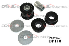 DP118 - Front lower control arm - Rear bushing kit