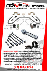 DBF19-30A Heavy duty sway bar 30mm - Adjustable - Holden Commodore VR-VS  (7/1993 - 9/1997)
