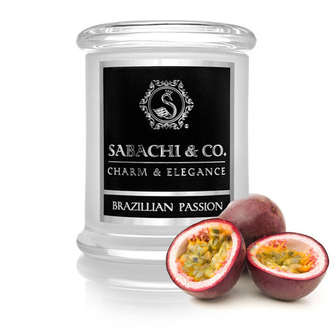 Sabachi & Co Brazillian Passion Handmade Soy Candle