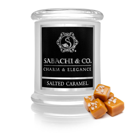Salted Caramel Soy Candle