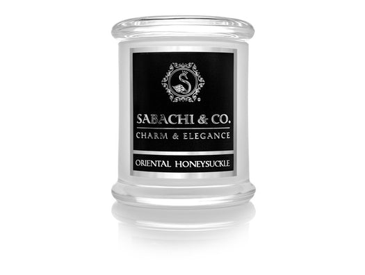 SABACH SOY CANDLE ORIENTAL HONEYSUCKLE