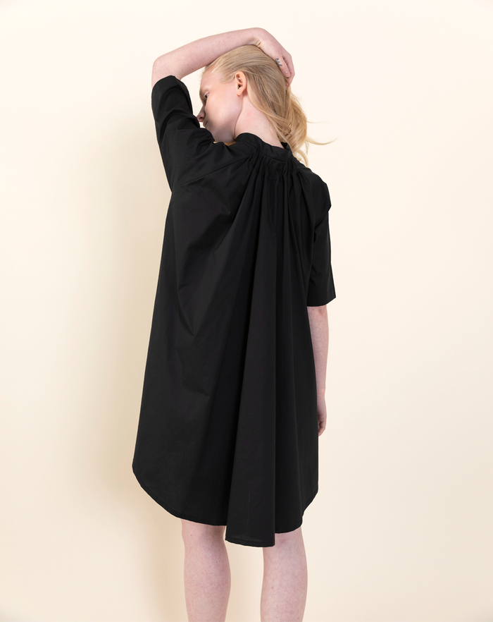 Yohnna Blouse/Dress | Black