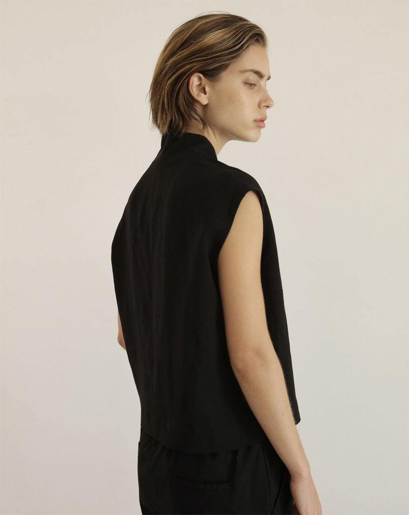 Nile Shirt | Black