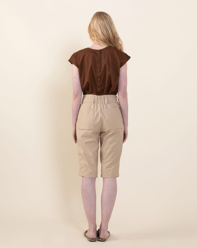 Rishiri Pants | Warm Khaki