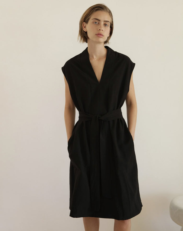 Nile Dress | Black