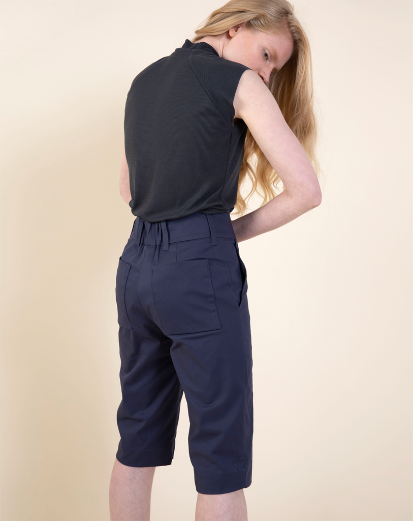 Rishiri Pants | Blue