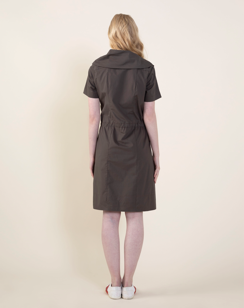 Yoko Dress | Brown