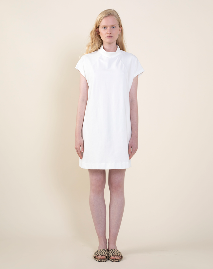 Chōkai Dress | Warm White