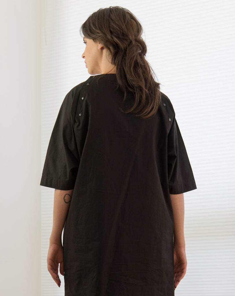 Geo Blouse | Black