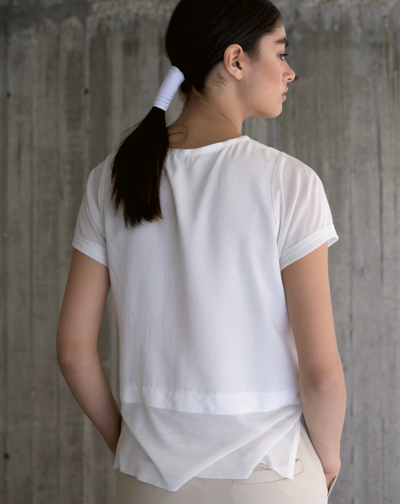 Breathe Shirt | White