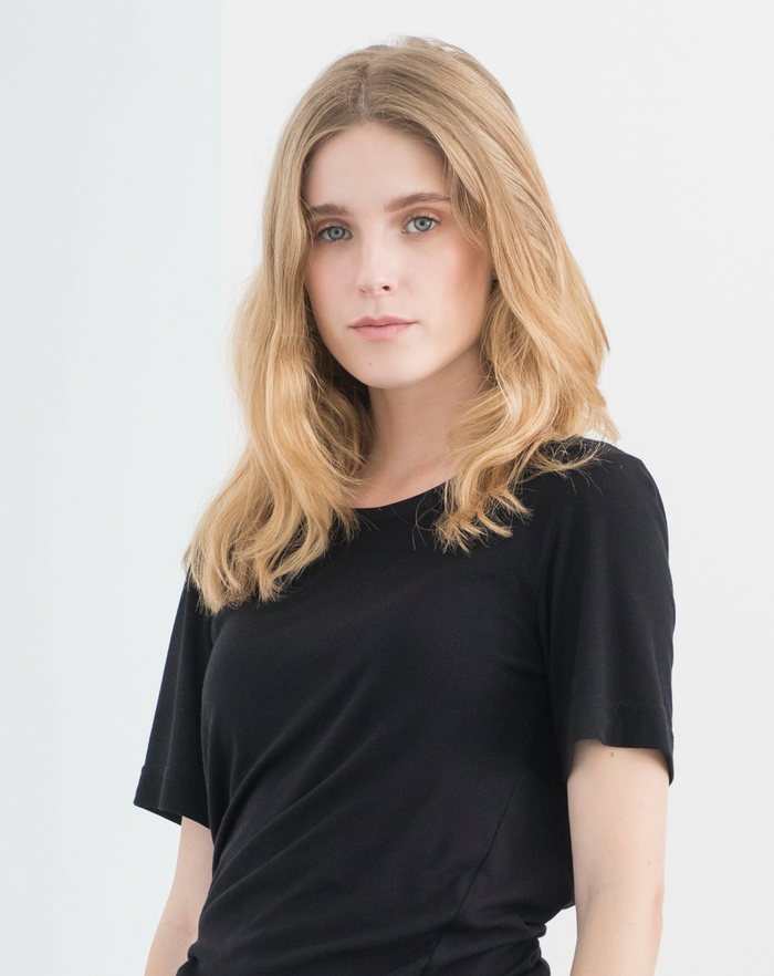 Crater Shirt | Black