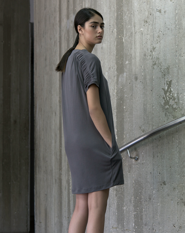 Drift dress | Grey