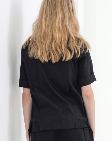 Monocline Blouse | Black