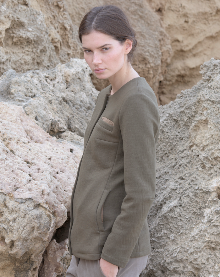 Outcrop Jacket | Brown