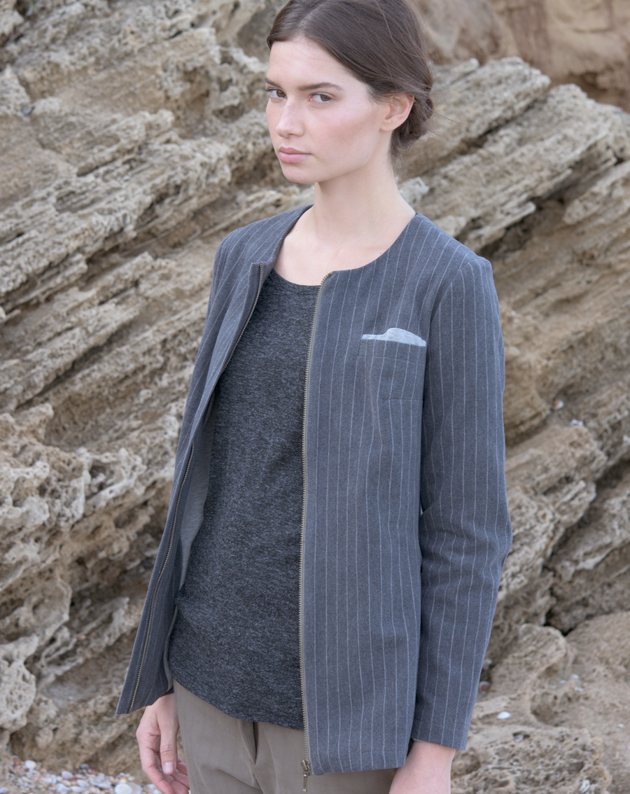 Outcrop Jacket | Grey