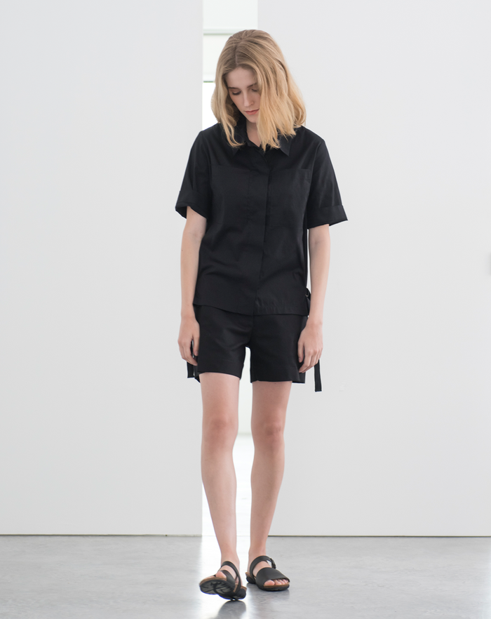 Richter Shorts | Black